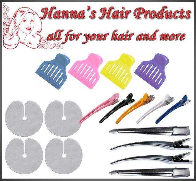 Hanna's Hair Products