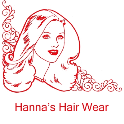 Hanna's straight 50 cm double drawn