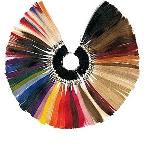 Colorrings Hairextensions