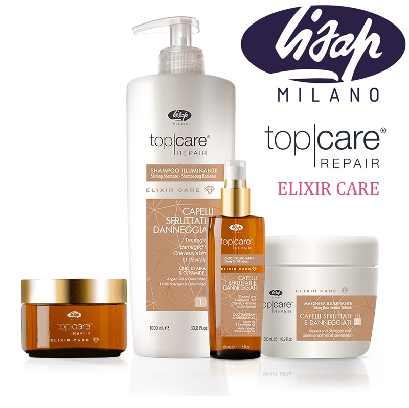 LISAP TOP CARE REPAIR  ELIXIR