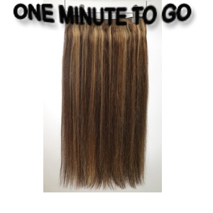 ONE MINUTE TO GO  50 cm. straight