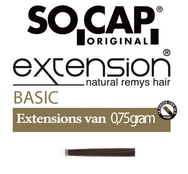 Socap 30/35 cm. Natural Glatt