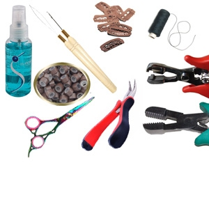 Supplies Extensions-wefts and others
