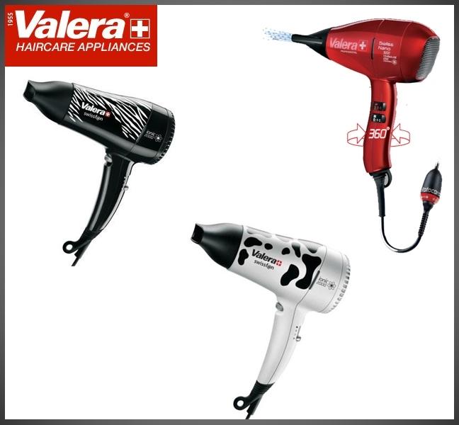 Valera Swiss Hair Dryers
