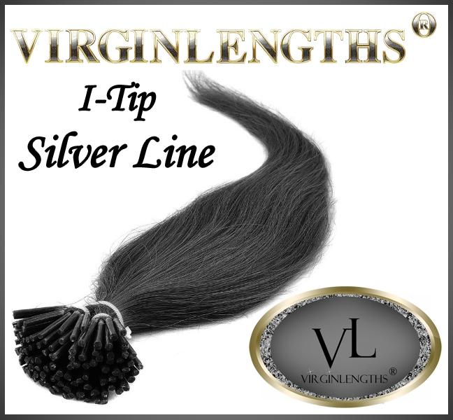 Virginlengths I-Tip Silver Line